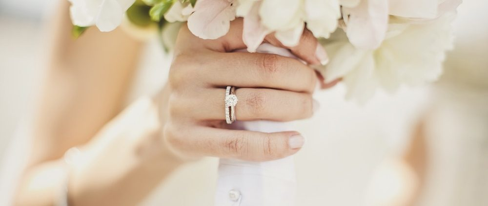 Verlobungsring nach der Hochzeit