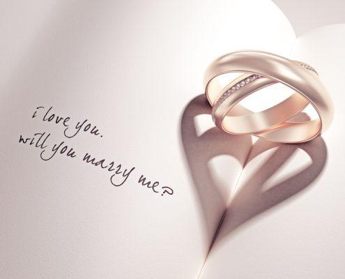 Hochzeit: wie sage ich es am besten